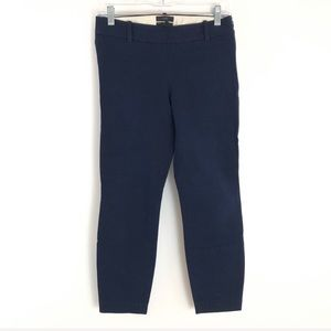 J. Crew Minnie Pants Stretch Twill Size 0 G488